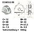 Comunello COM165-40